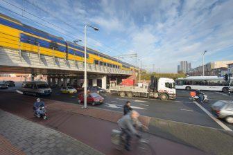 Kruispunt Waldorpstraat, Den Haag BEELD IenW/Tineke Dijkstra Fotografie