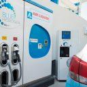 Eerste tankstation waterstof BEELD IenW/Rene Verleg