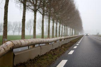 N-weg Beeld Provincie Zuid-Holland