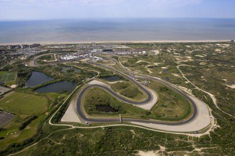 Overzichtsfoto circuit Zandvoort BEELD NS