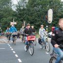 Corridor Amsterdam Hoorn, spoorwegovergang Guisweg Zaandam BEELD IenW/Tineke Dijkstra Fotografie