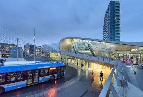 NS-station Arnhem Centraal BEELD IenW, Tineke Dijkstra Fotografie