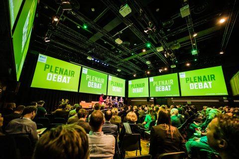 MAAS CONGRES 2020 - Pakhuis De Zwijger Amsterdam | © Verkijk
