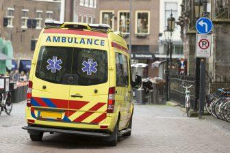 Ambulance BEELD iStock/Ignatiev