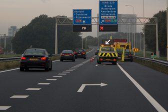 Berging A27 BEELD Rijkswaterstaat/ Jeroen Mies via beeldbank.rws.nl