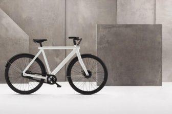 VanMoof-fiets BEELD VanMoof
