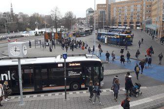 Busstation Groningen BEELD OVPro