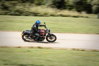 Motorrijder BEELD ARCHIEF Rijschoolpro