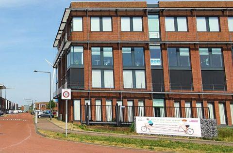 Aandacht voor fietsstimulering op bedrijventerrein in de IJmondBEELD IJmond Bereikbaar