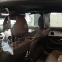 Een voorbeeld van een scherm in een taxi BEELD Cabman