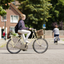 KKind op fiets, VVN