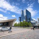 Rotterdam CS, Delftse Poort. Foto: Jan Kok/Boomerang