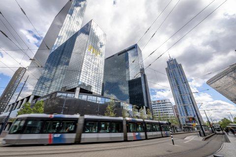Kantoren Rotterdam CS BEELD Jan Kok/ProMedia Group