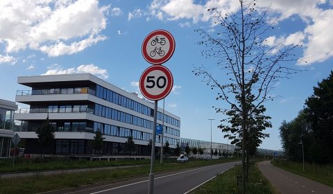50 kilometer-weg