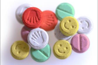 XTC-pillen, drugsgebruik in het verkeer