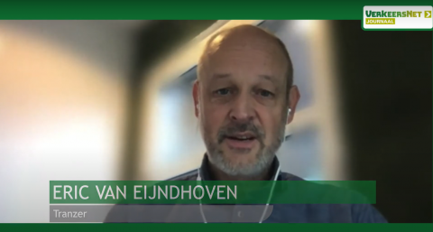 Eric van Eijndhoven(Tranzer) in VN Journaal