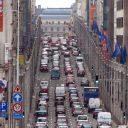 Straat in Brussel (Bron: Flickr/ Leszek Kozlowski)