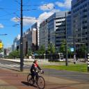 Fietsers Rotterdam, Beeld: VN