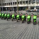 Deelscooters GO in Tilburg