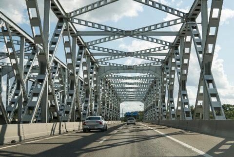 Keizersveerbrug A27. Foto: Rijkswaterstaat