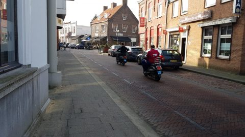Snorfietsen in Breda