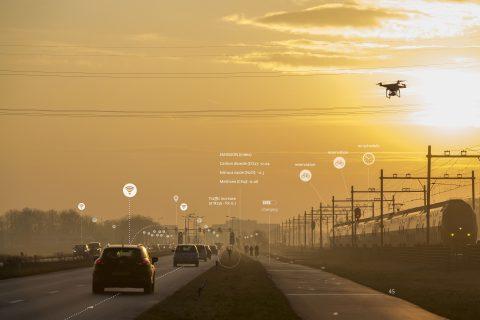 Focus Smart Mobility van provincie Noord-Holland