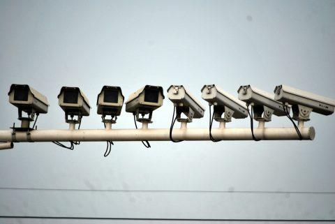 Camera's (bron: PublicDomainPictures via Pixabay)