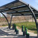 10 nieuwe e-bikestallingen (bron: provincie Zuid-Holland)