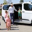 Leerlingenvervoer, scholieren, taxibus