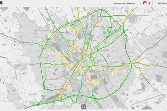 PTV Group integreert verkeersmodel York (Bron: York)