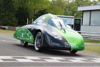 Waterstofauto van Green Team Twente (bron: Regio Twente)