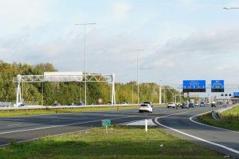 Snelweg A27, (Foto: iStock / Dafinchi)