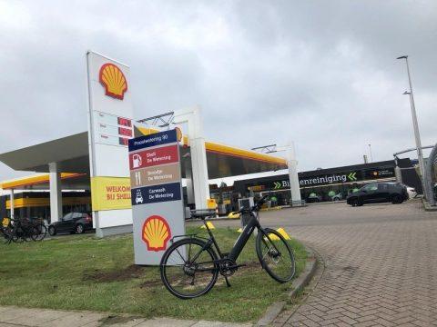 Foto-Shell-e-bike (bron: Shell Nederland)