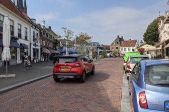 Winkelstraat in Breda