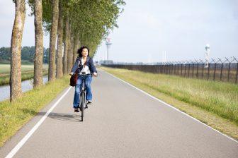 Op de fiets in regio Schiphol (Bron: Groot Schiphol Bereikbaar)