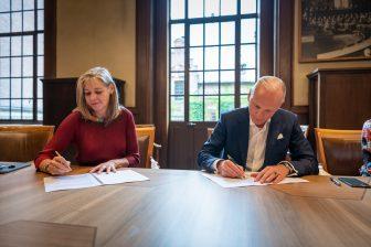 Samenwerking Rotterdam en BMW